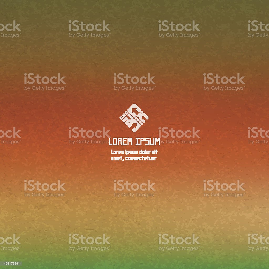Vector abstract background. vector art illustration