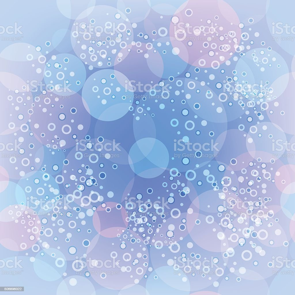 Vector abstract blurred background vector art illustration