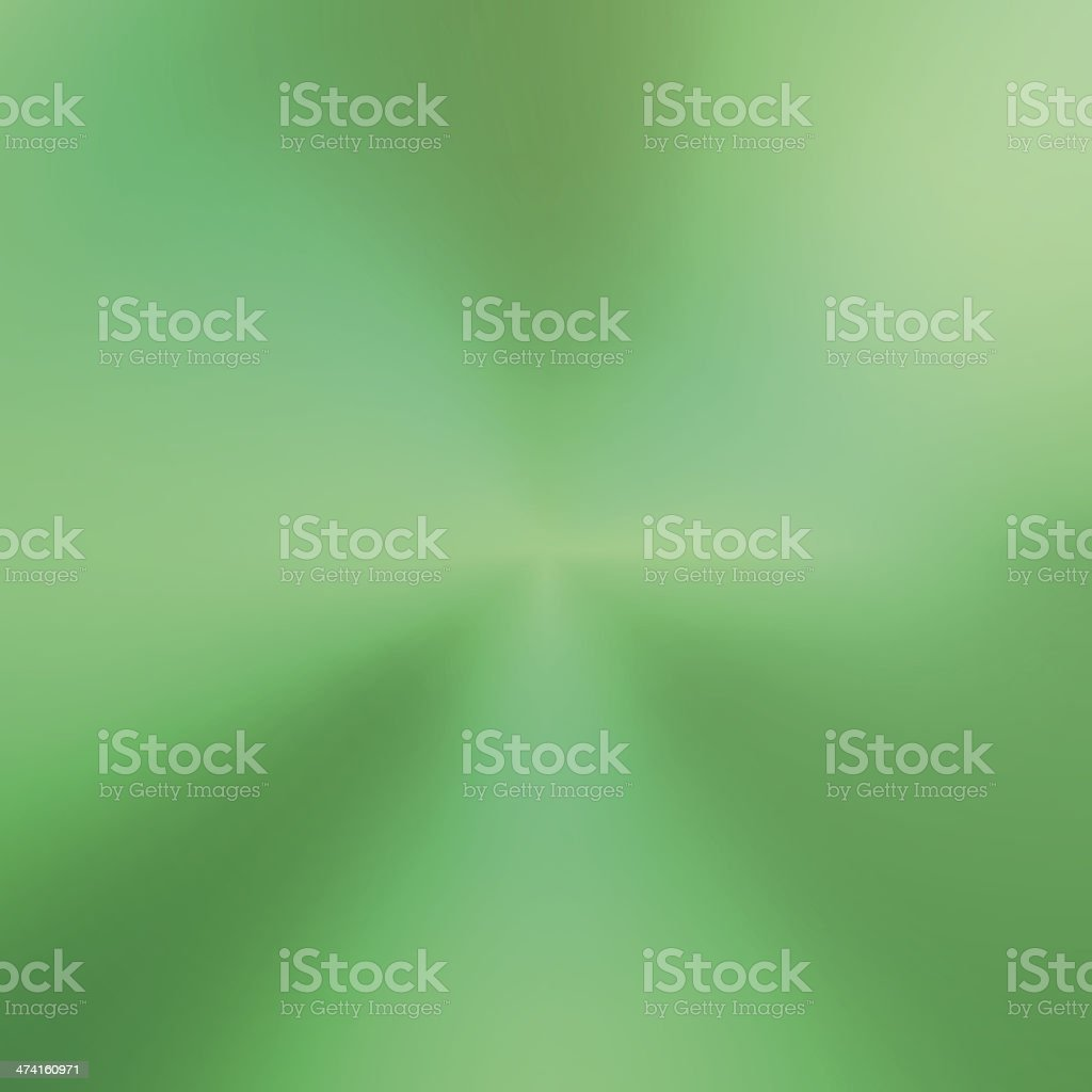 Vector abstract circular green metallic texture vector art illustration