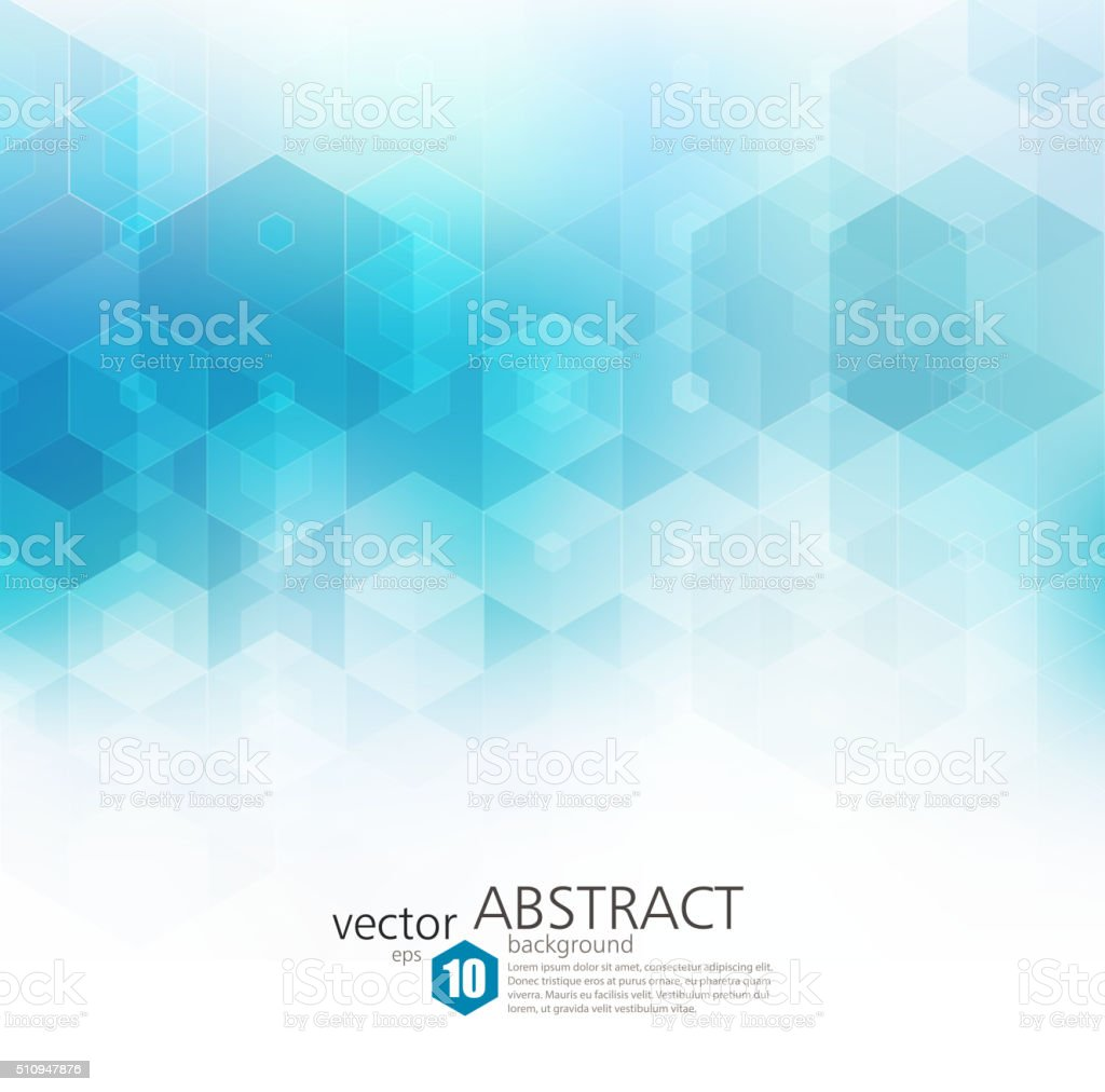 Vector Abstract geometric background. Template brochure design royalty-free stock vector art