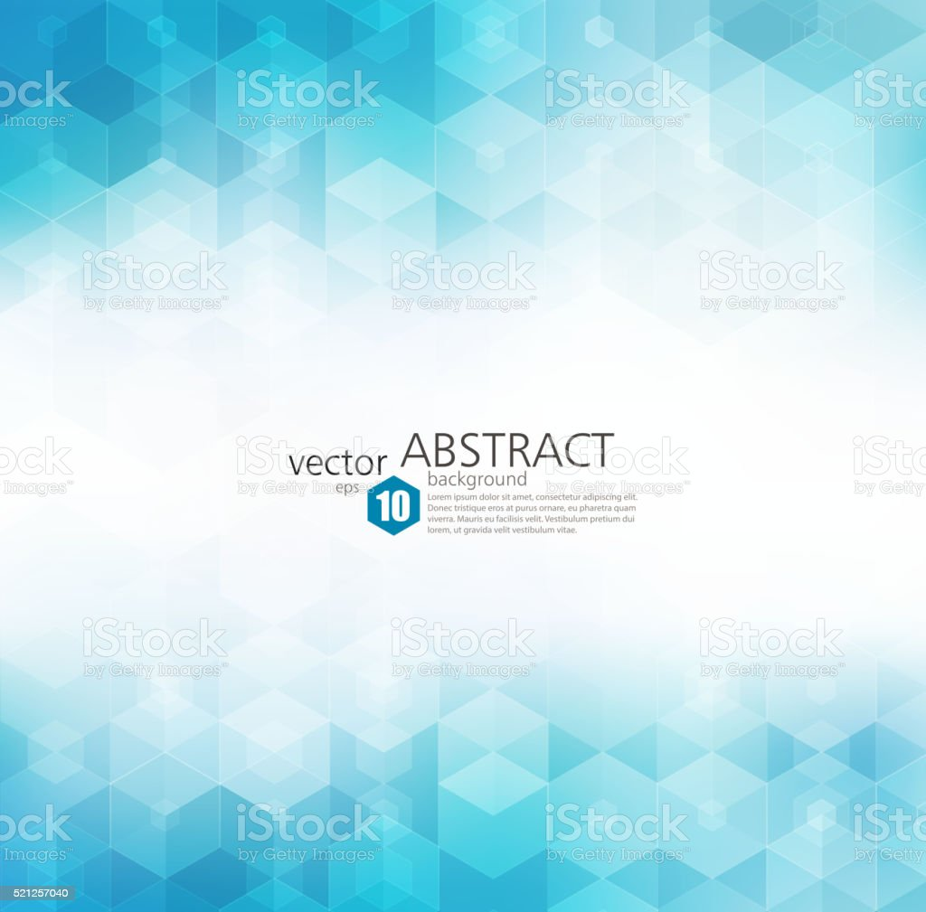 brochure background templates - vector abstract geometric background template brochure