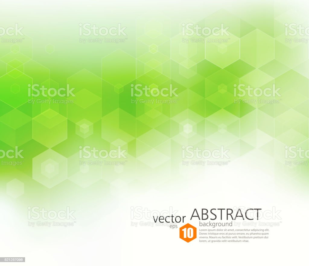 Vector Abstract geometric background. Template brochure design vector art illustration
