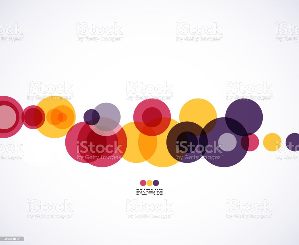 Vector abstract geometric background royalty-free stock vector art