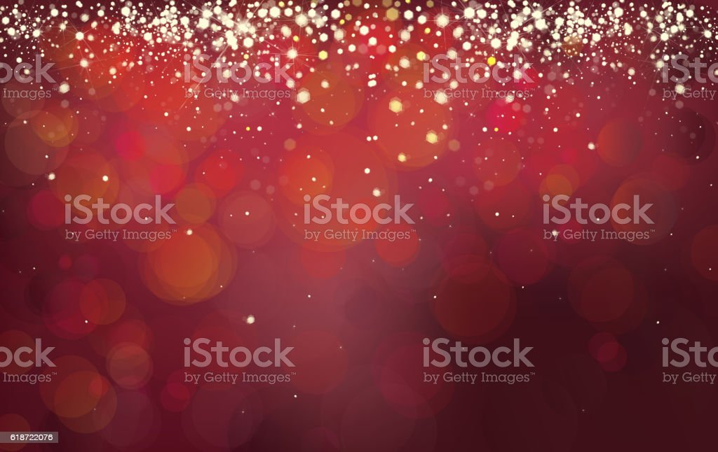 Vector abstract red background. vector art illustration