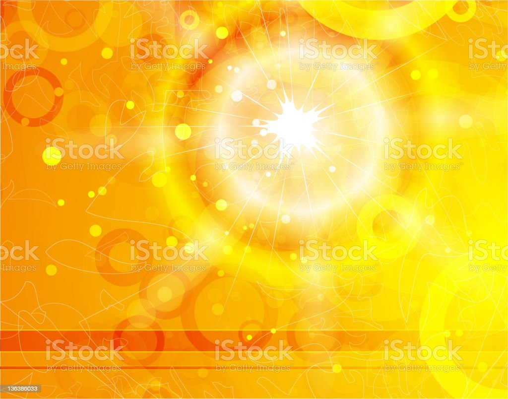 Vector abstract shiny background royalty-free stock vector art