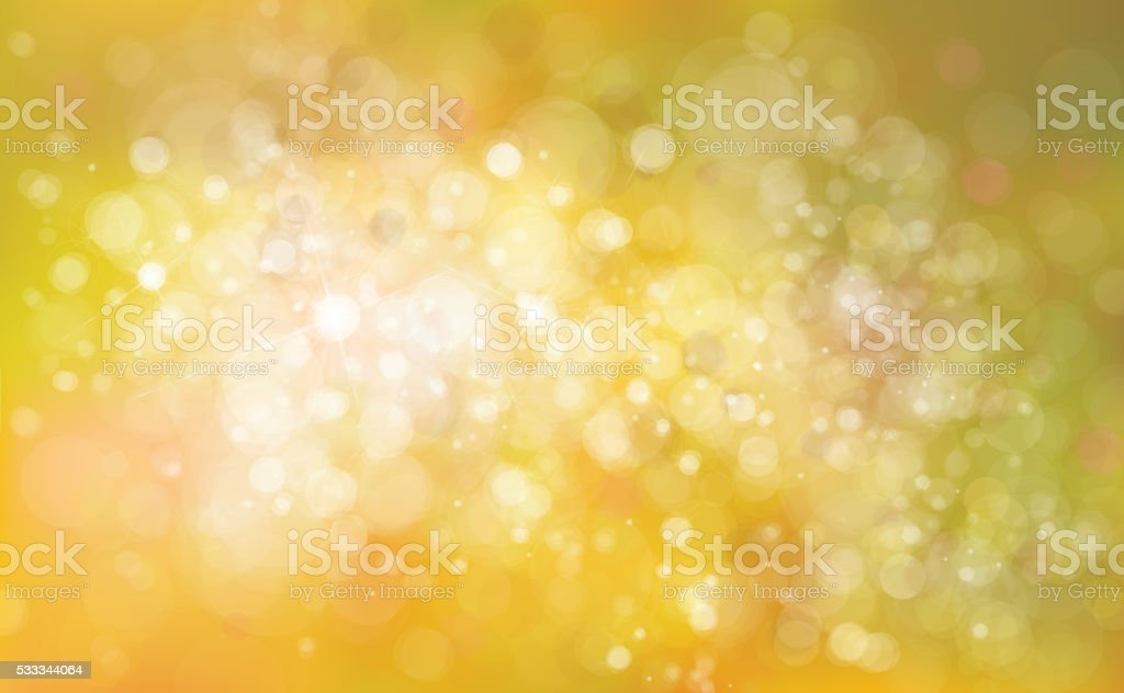 Vector abstract yellow background. vector art illustration