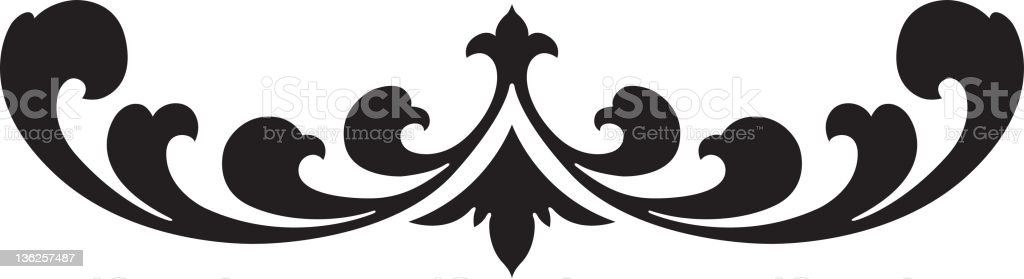 Vector Accent royalty-free stock vector art