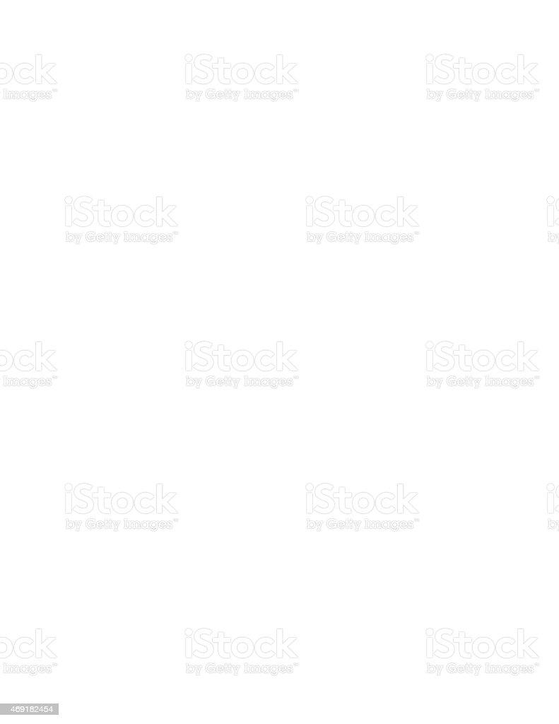 vector alphabet with metal gears vector art illustration
