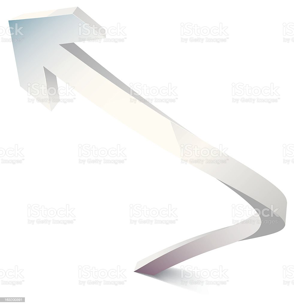 vector arrows royalty-free stock vector art