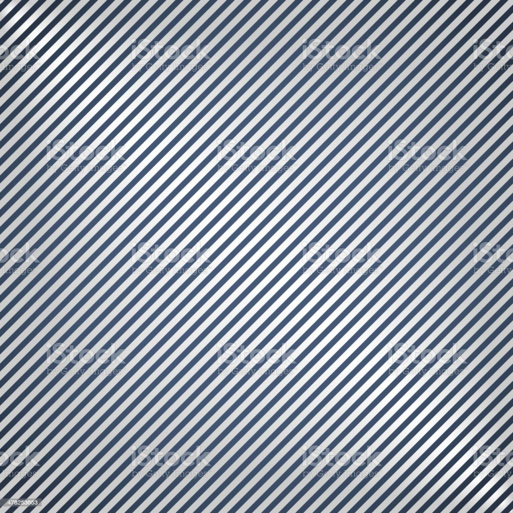 Vector background of diagonal lines, optical illusion vector art illustration