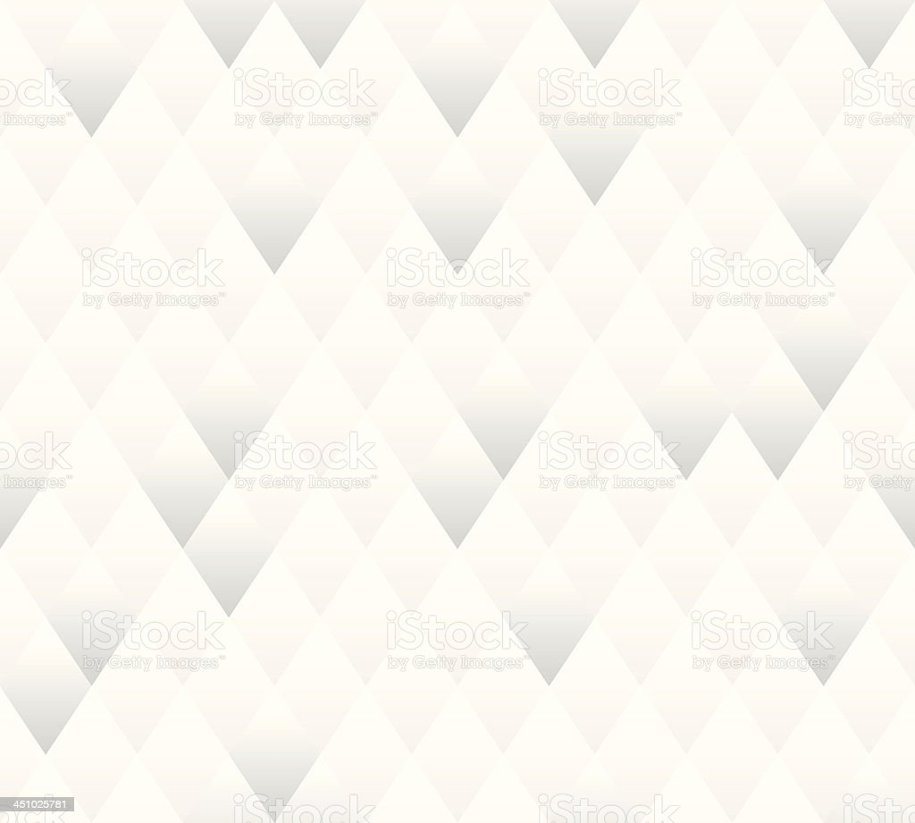 Vector background, white and gray geometric texture. vector art illustration
