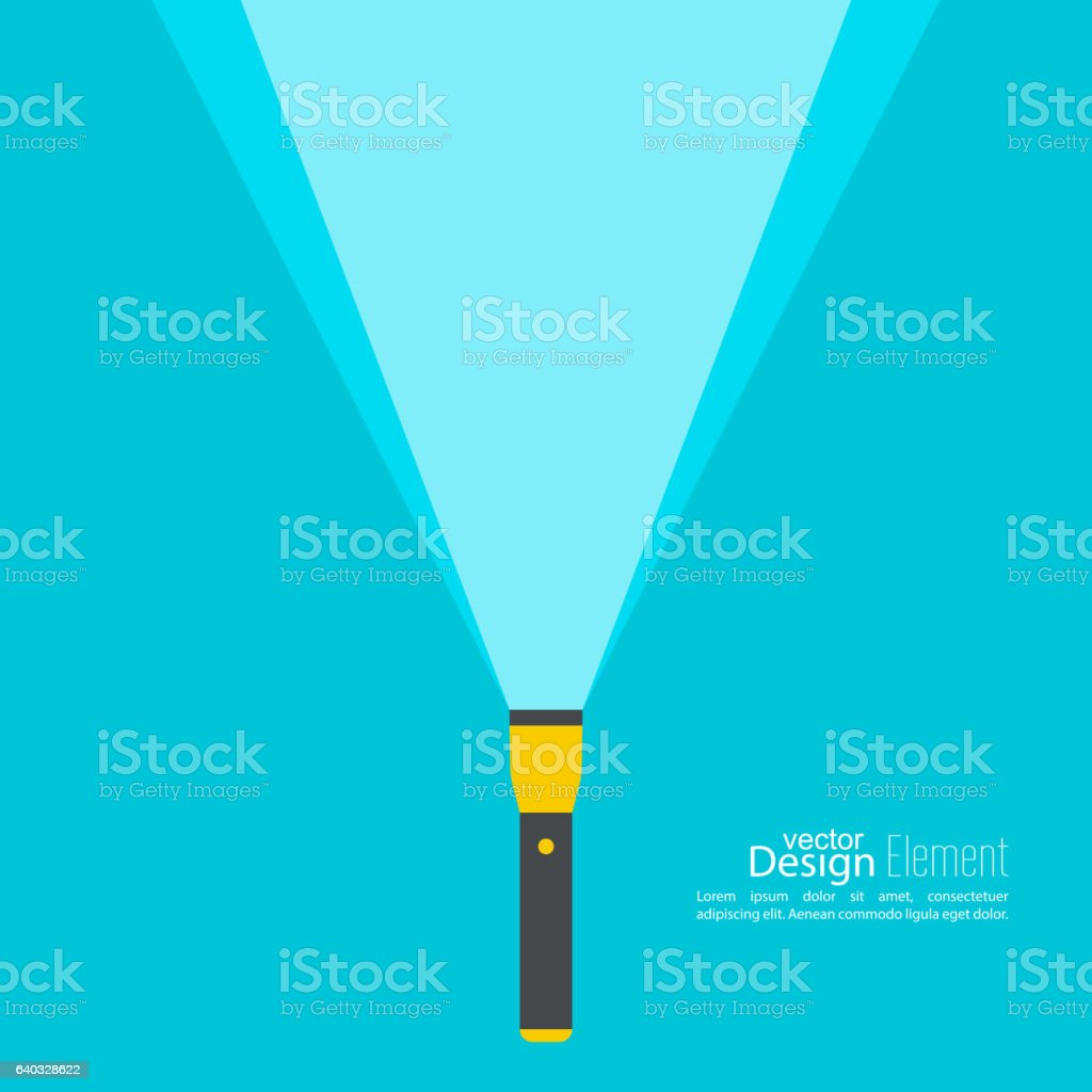 Vector background with hand vector art illustration