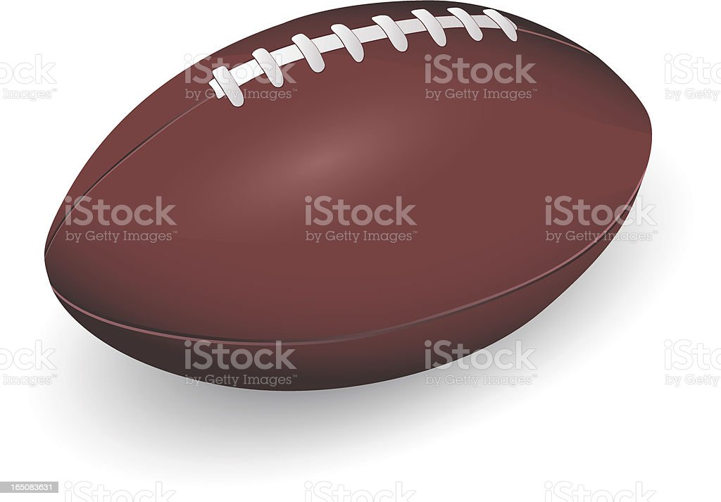Vector ball royalty-free stock vector art