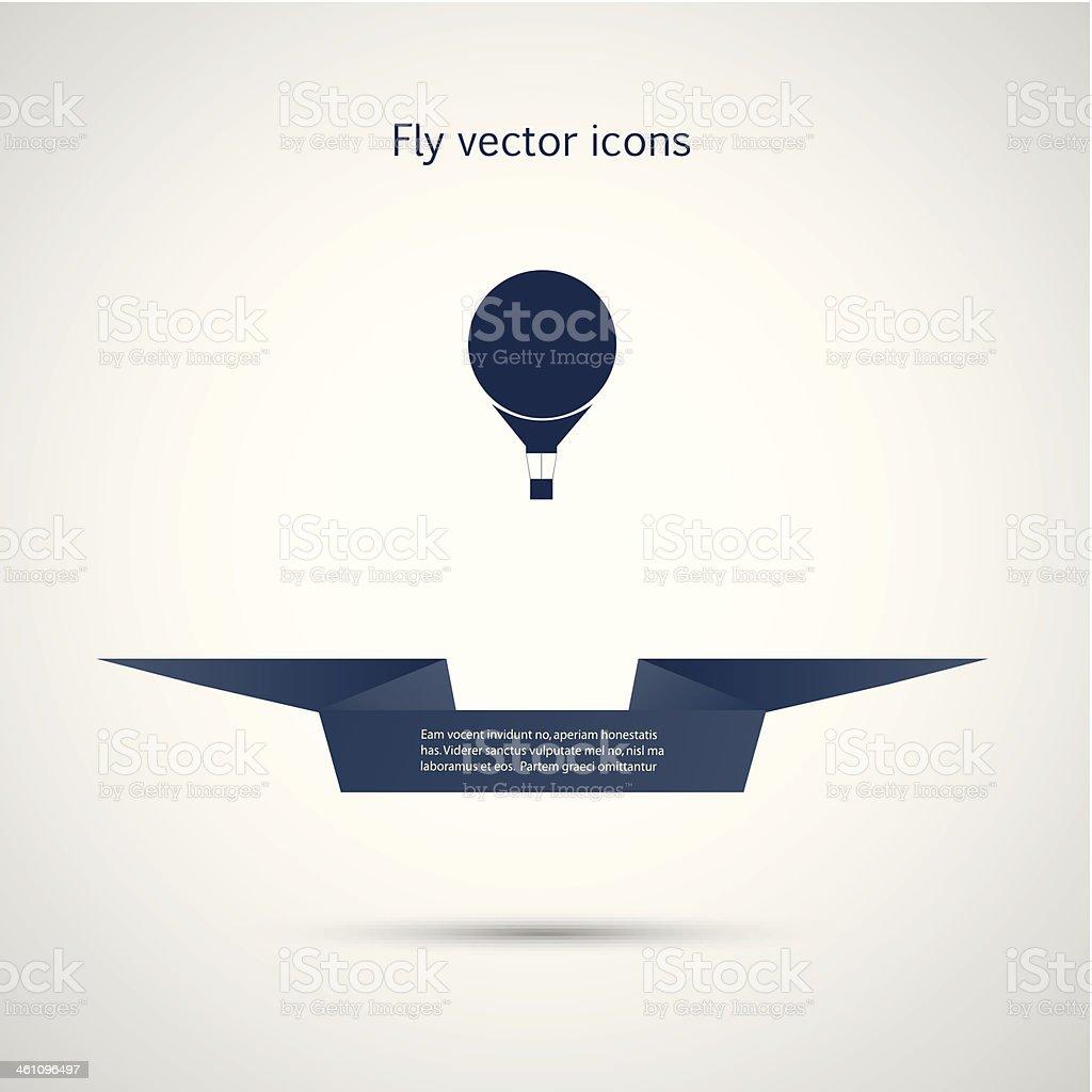 vector balloon royalty-free stock vector art