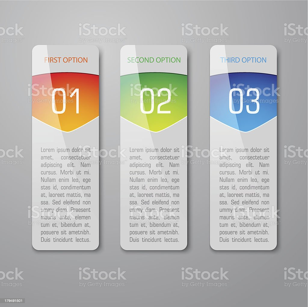 vector banners royalty-free stock vector art