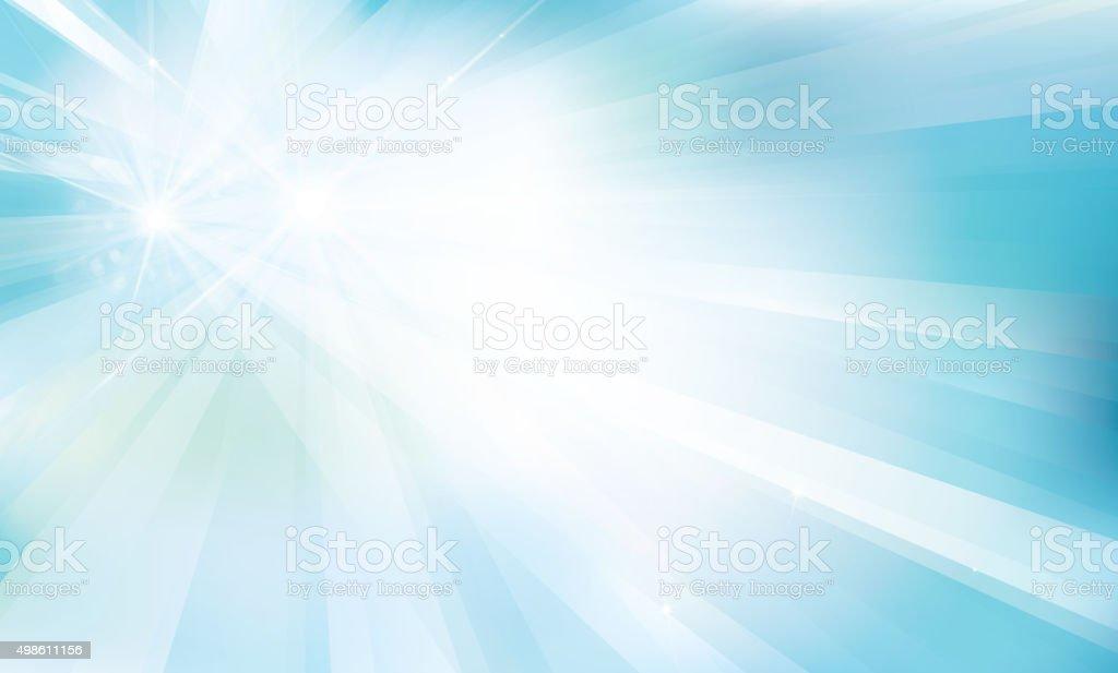 Vector blue background. vector art illustration