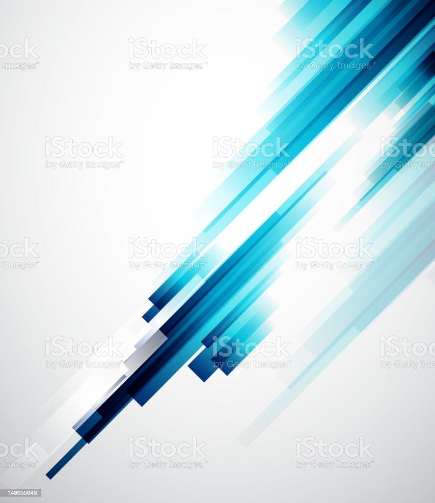 Vector blue light background royalty-free stock vector art