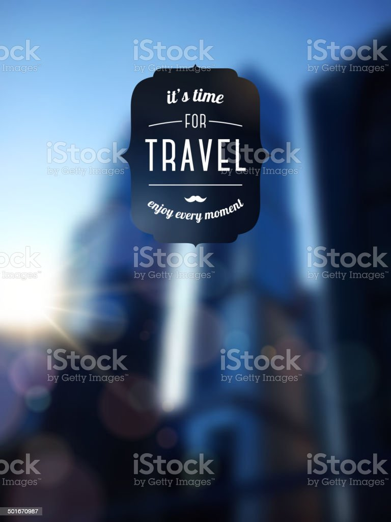 Vector blurred background. stock photo