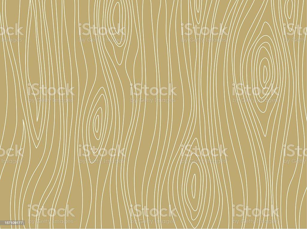 Vector Bois Woodgrain Faux Wood Texture vector art illustration