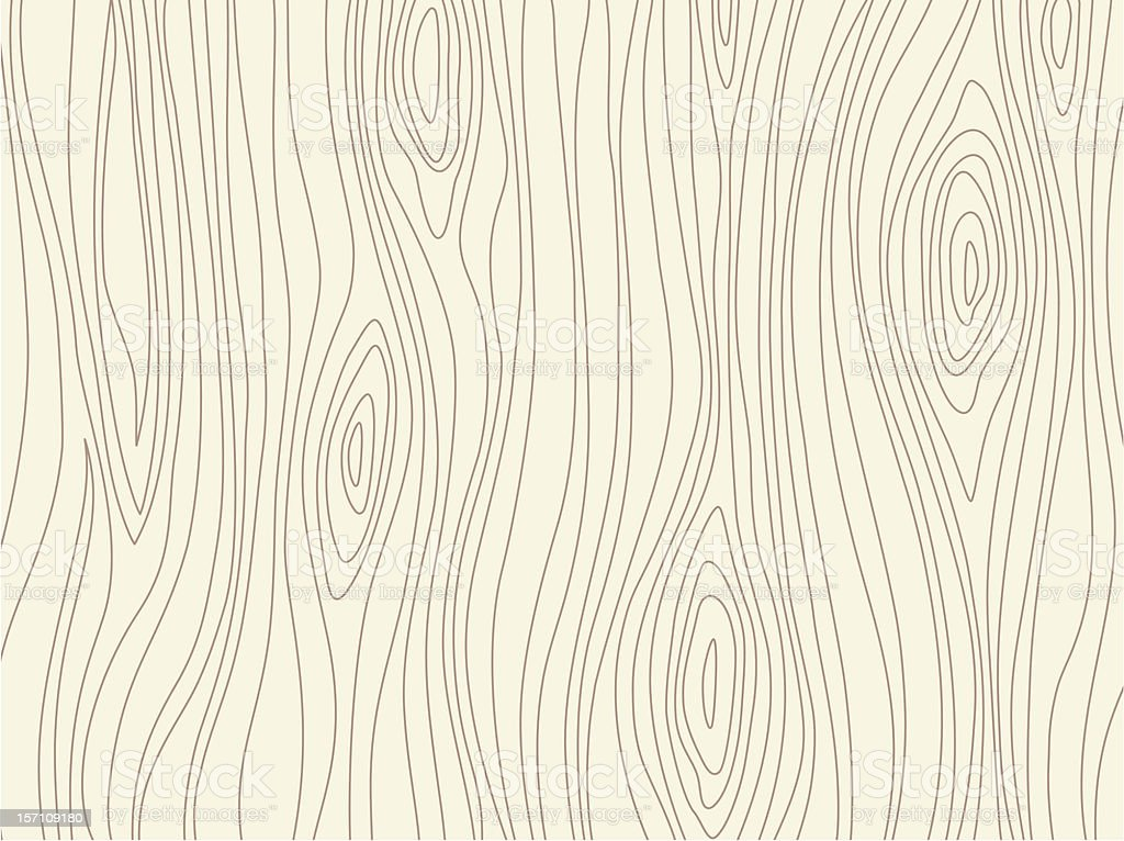 Vector Bois Woodgrain Faux Wood Texture vector art illustration