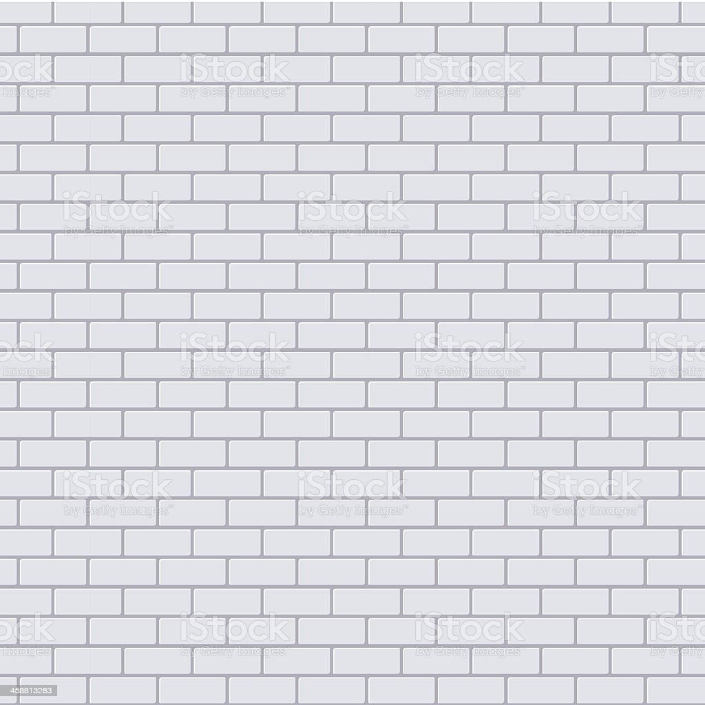 vector brick wall background. Eps10 vector art illustration
