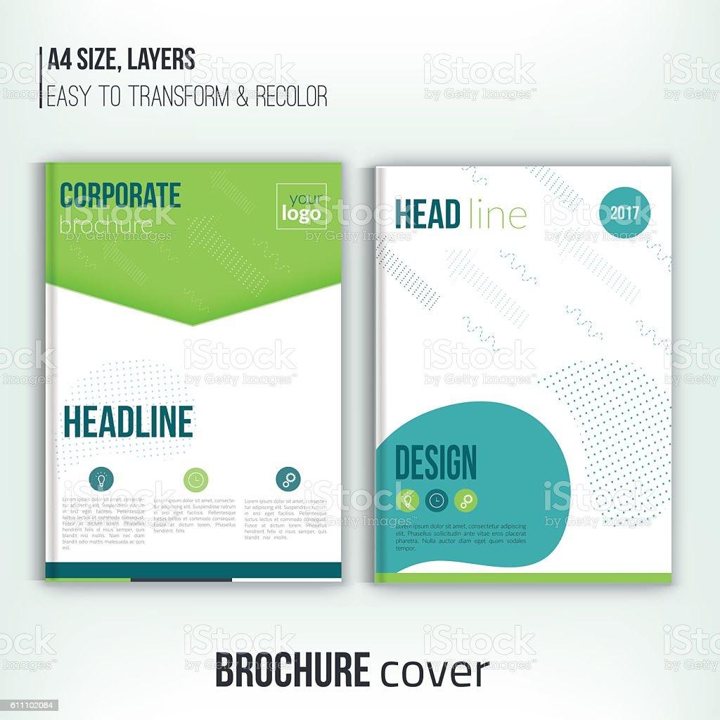 vector brochure cover design templates abstract geometric vector brochure cover design templates abstract geometric triangular connection royalty stock vector art