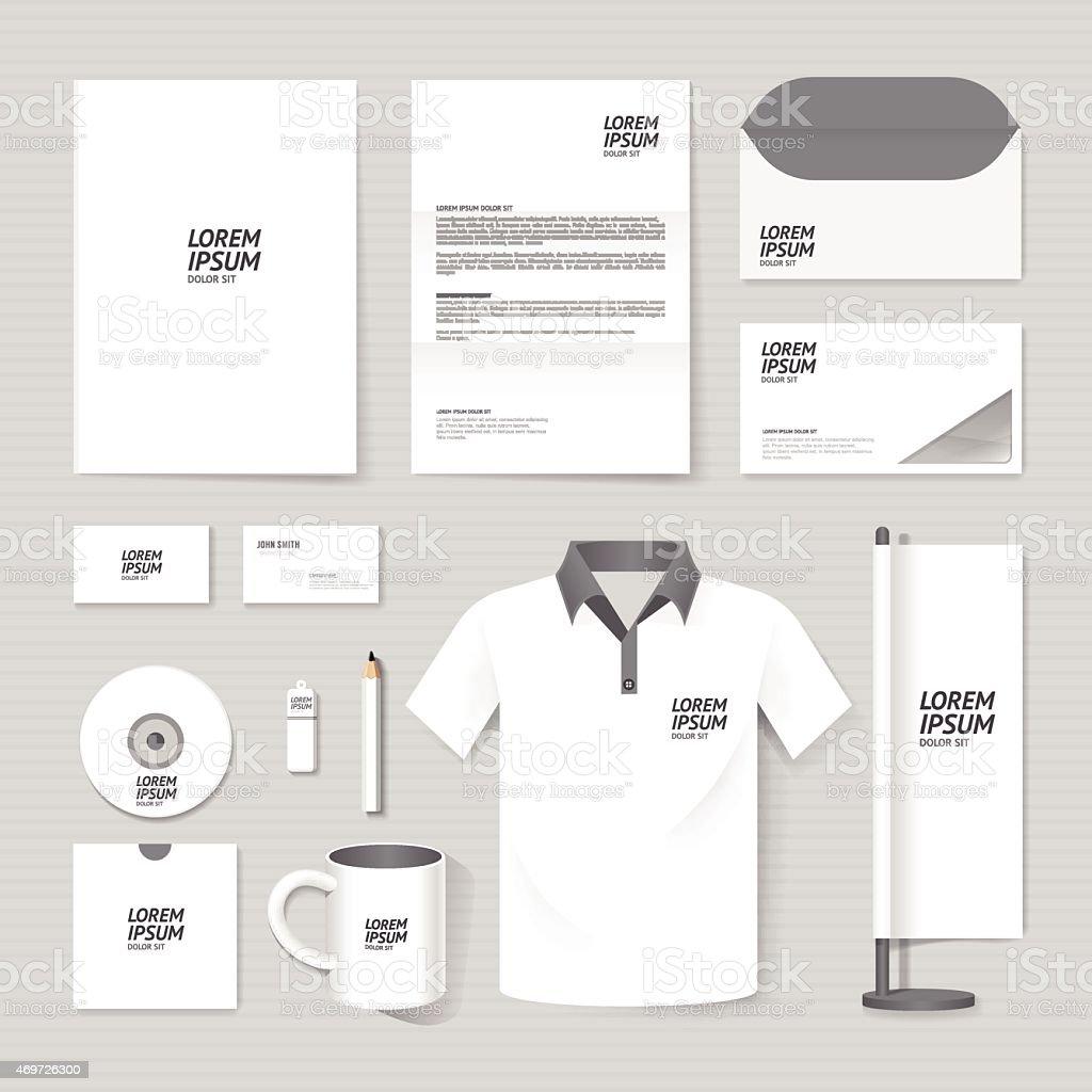 Vector brochure, flyer, magazine cover booklet poster design template vector art illustration
