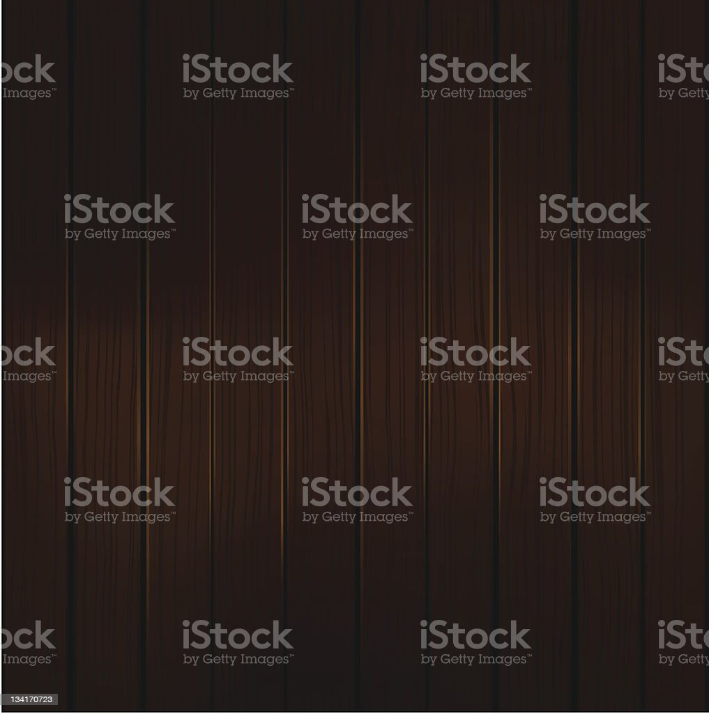 vector brown wooden planks background royalty-free stock vector art