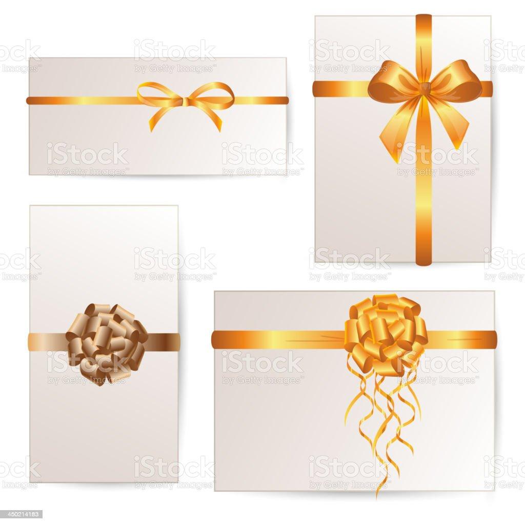 Vector card notes royalty-free stock vector art