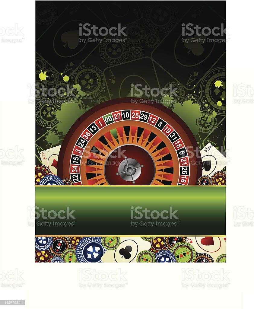 vector casino elements royalty-free stock vector art