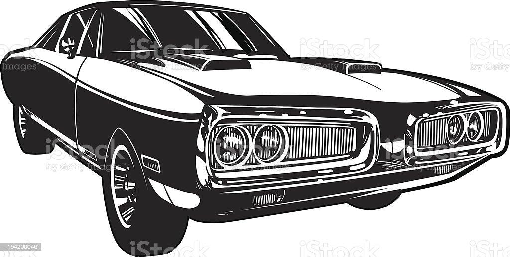 hot rod clip art  vector images   illustrations istock Toyota TRD Off-Road Logo Toyota Racing Logo TR