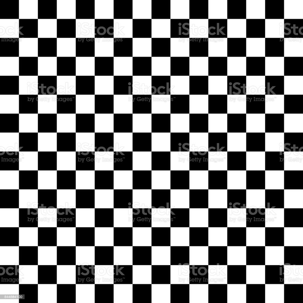 Vector checker chess square abstract background vector art illustration