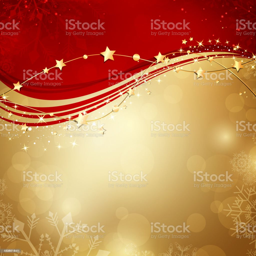 Vector Christmas Background royalty-free stock vector art