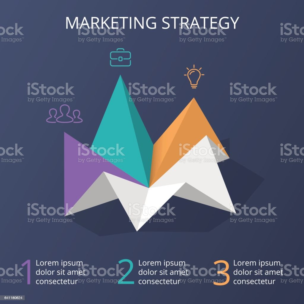 Process cycling arrow by arrow royalty free stock images image - Vector Circle Arrows Infographic Cycle Diagram Triangles Graph Presentation Chart Template 3d