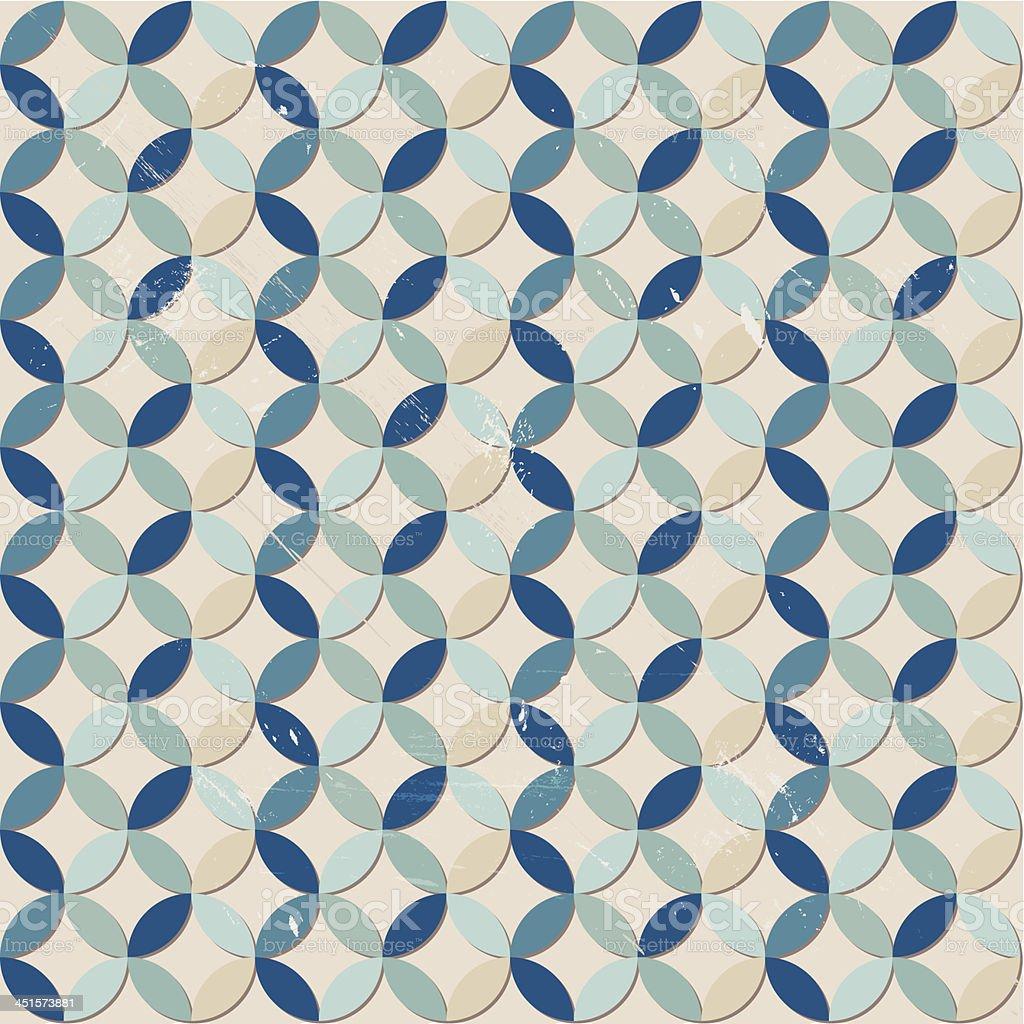 Vector circles background royalty-free stock vector art