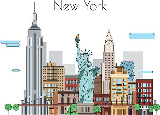 Chrysler Building Clip Art, Vector Images & Illustrations ...