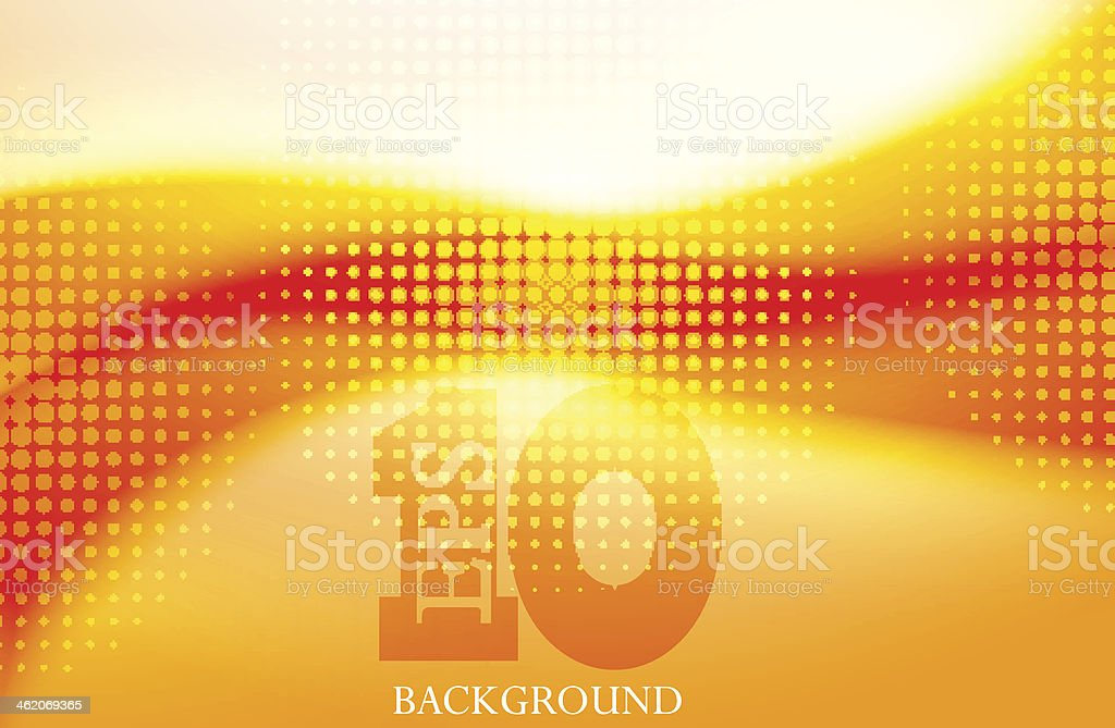 Vector creative abstract background. vector art illustration