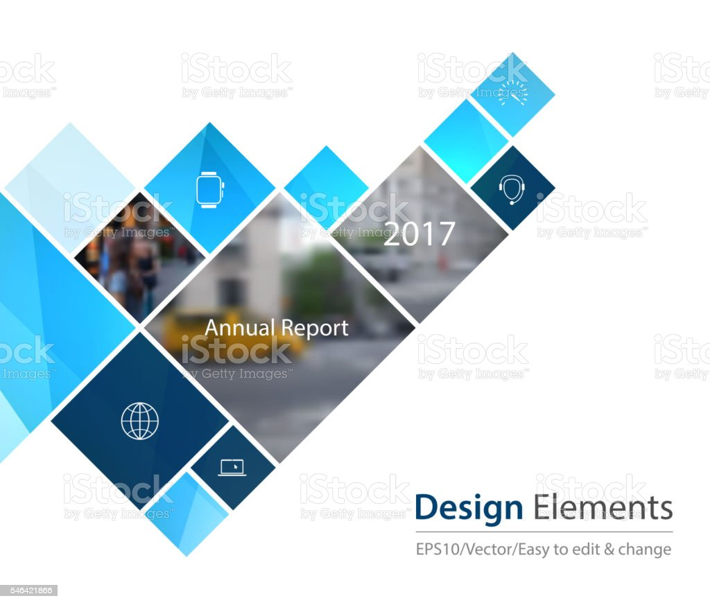 Vector Design Element for graphic layout. Abstract background te vector art illustration
