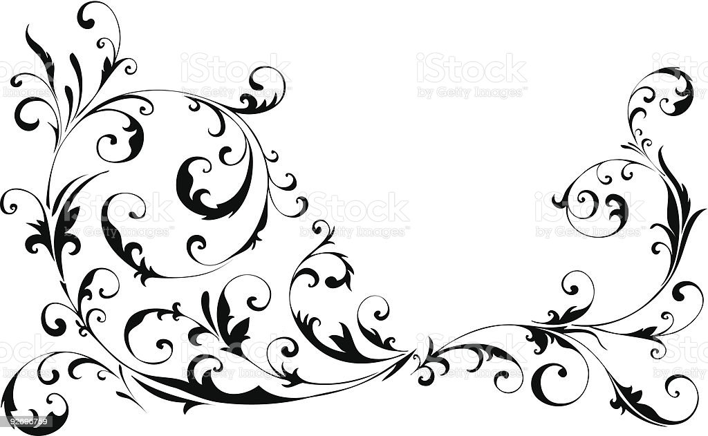 Vector design element royalty-free stock vector art