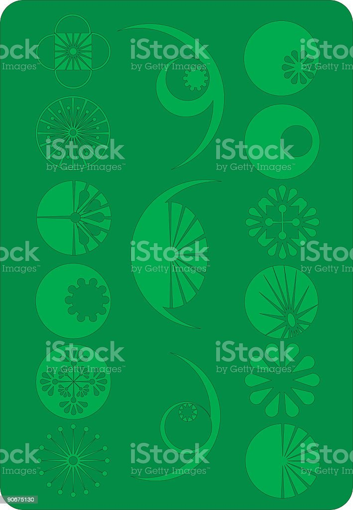 Vector Design Elements I royalty-free stock vector art