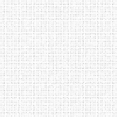 Vector dotted background