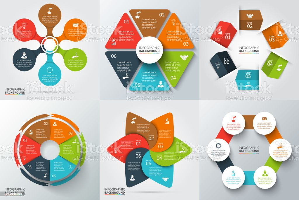 Vector elements for infographic. vector art illustration