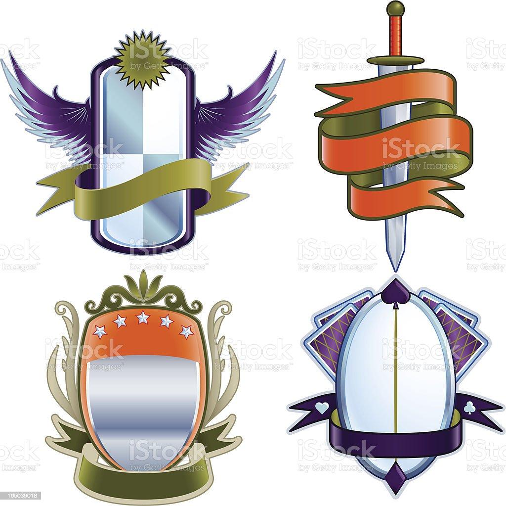 vector emblems royalty-free stock vector art