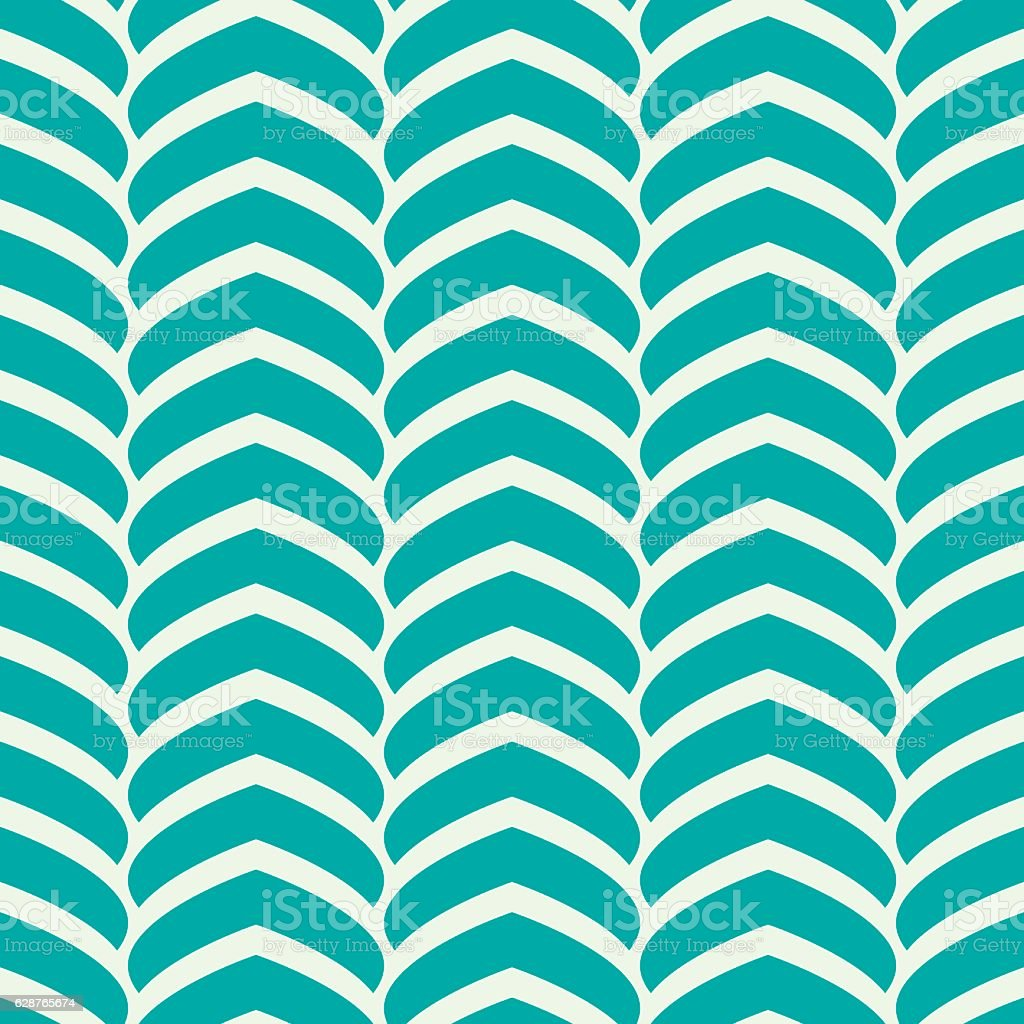 Vector endless pattern created with circles, seamless composition vector art illustration