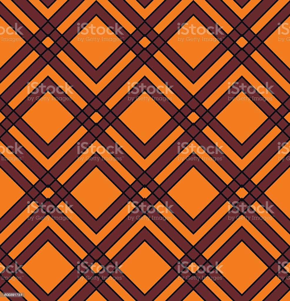 Vector ethnic pattern, Geometric , seamless background vector art illustration