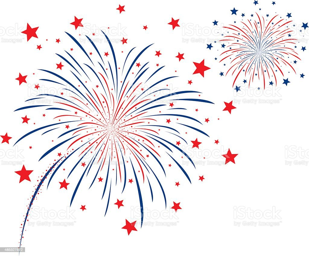 fireworks clip art  vector images   illustrations istock Firecracker Plant Firecracker Clip Art