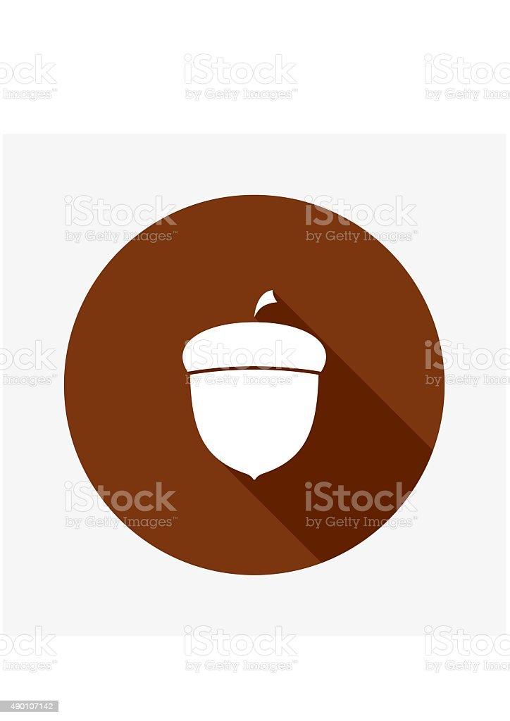acorn clip art vector images amp illustrations istock