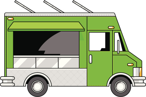 Food Truck Clip Art