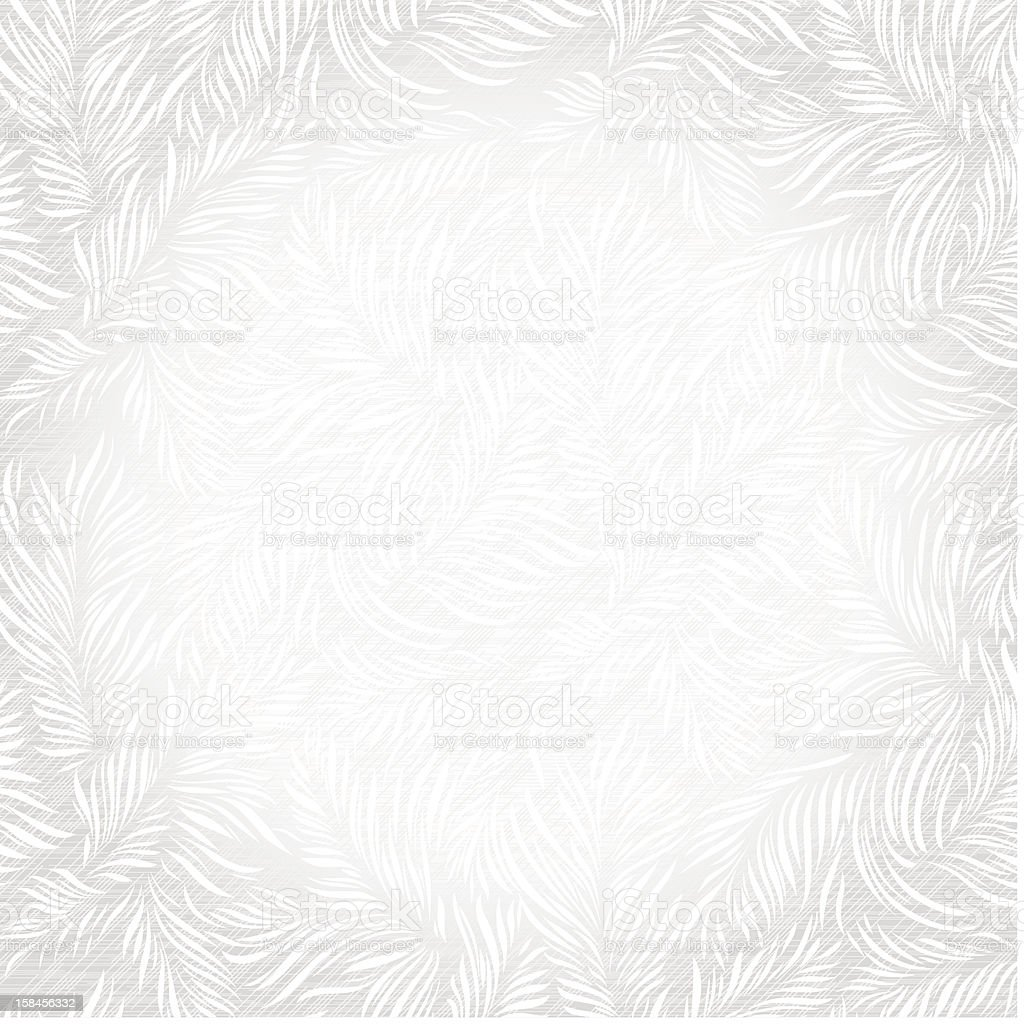 Vector frosty background royalty-free stock vector art