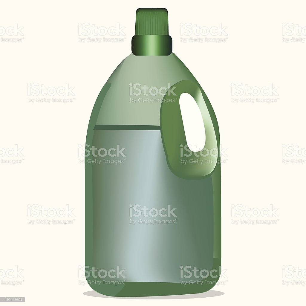 vector gallon vector art illustration